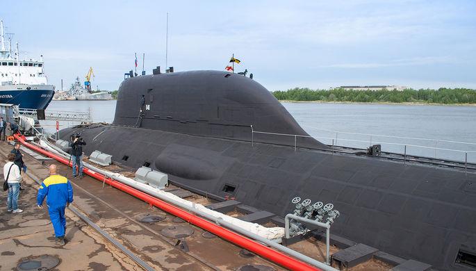 Росатом создал самозарядный ядерный реактор для атомных подводных лодок