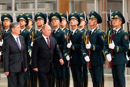 Россия и Киргизия договорились о российской базе в этой стране