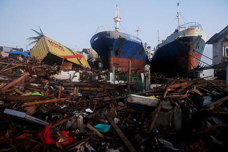 Супертайфун «Хайян» на Филиппинах