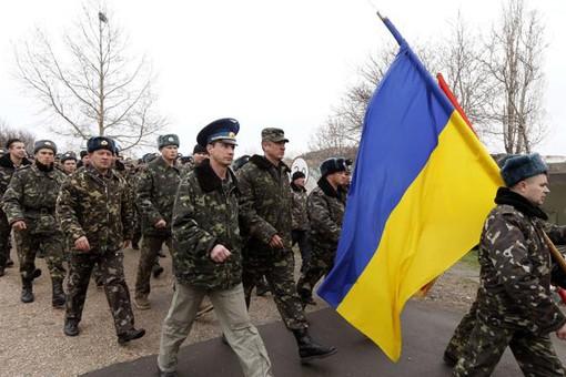 На Украине готовятся к масштабным военным учениям