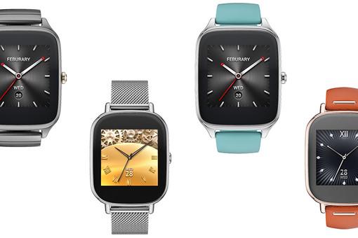 ASUS представила смарт-часы ASUS и четыре новых планшета ZenPad