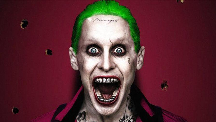 Warner Bros. снимет сольник Джокера сДжаредом Лето