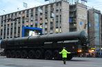 Танки блокируют Москву