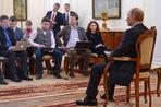 Путин рассказал о российском видении кризиса на Украине в свете возможного ввода войск