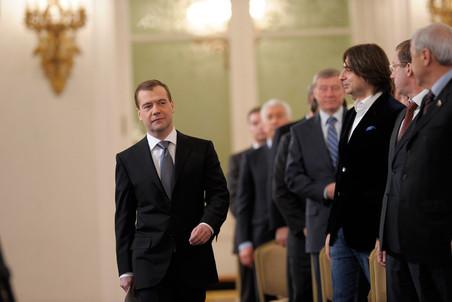 Дмитрий Медведев в своем послании анонсировал резкие перемены