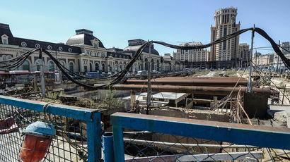 Что происходит с самыми знаменитыми долгостроями Москвы