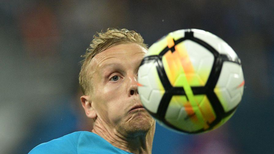 «Зенит» собрал рекордную выручку надомашнем матче со«Спартаком»— 110 млн руб.