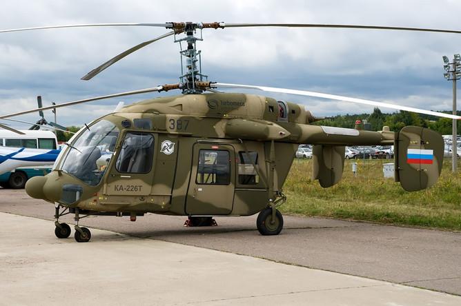 РФ иИндия планируют подписать договор напоставку вертолётов МИ-171А2