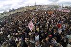 Онлайн-репортаж с митинга оппозиции на Болотной площади в Москве