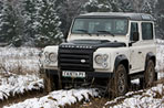 ����-����� Land Rover Defender Ice