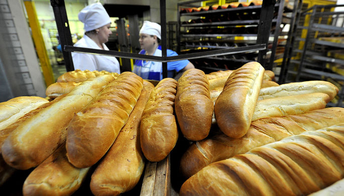 Дворкович: перебоев споставками хлеба вмагазины Петербурга небудет