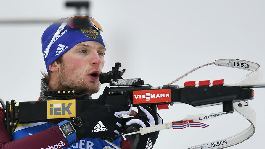 Логинов одержал победу персональную гонку начемпионате РФ побиатлону