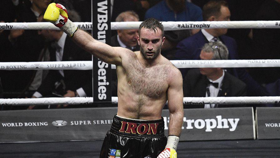 Русский боксер Гассиев назвал отличным опытом поражение отукраинца Усика