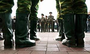 В российскую армию будут набирать иностранцев-контрактников.
