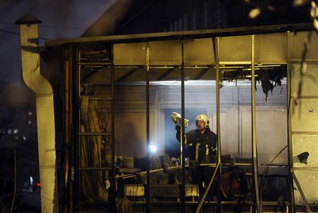 Опознаны жертвы взрыва в ресторане Il Pittore