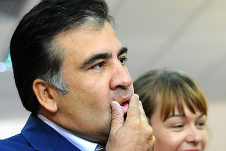 Saakashvili will remain in power until presidential elections next year