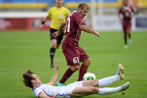 Гекдениз Карадениз забил за «Рубин» во втором матче кряду
