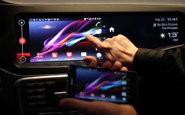 5G открывает большие перспективы для подключенных автомобилей