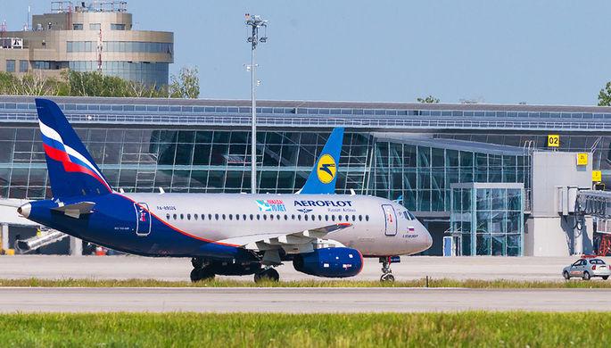 В милиции  поведали , чем закончилось ЧП— Минирование украинских аэропортов