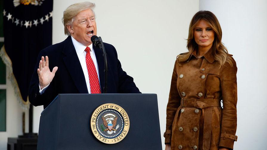 Трамп «помиловал» 2-х  индеек перед празднованием вСША Дня благодарения