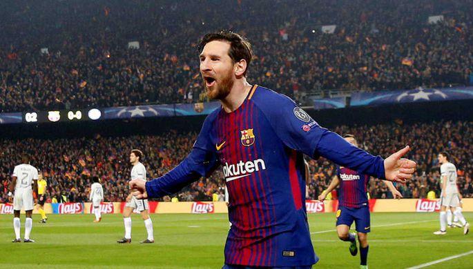 Барселона врекордный 11-й раз подряд вышла в ¼ финалаЛЧ