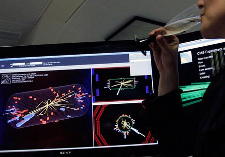 ��� ��������� ��� ������ � ���������� ������� ���������������� ����� CERN, ��� �������� ����������� �� ����������� ������ ������