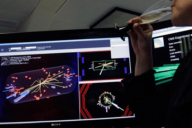 ������ ���� �� ���������� �� ������������ �������� � CERN
