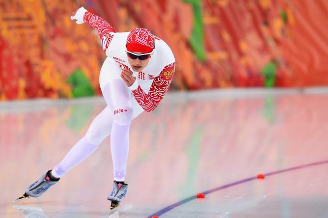 Конькобежка Шихова технически безошибочно провела забег на тысяча мвКалгари