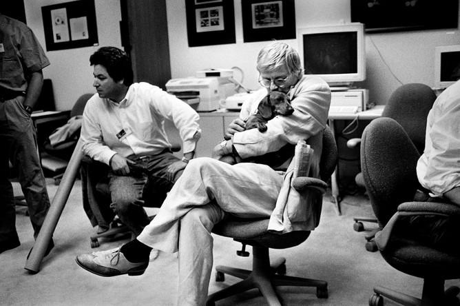 ВСША картину Дэвида Хокни купили за $90,3 млн