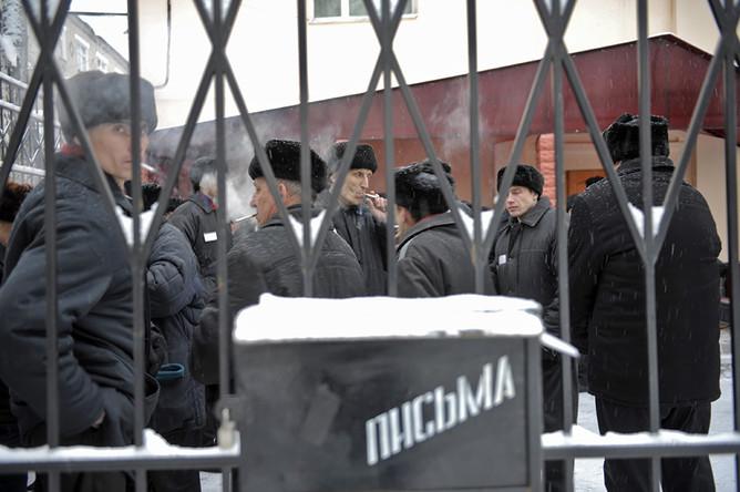 Трое заключенных совершили побег изколонии под Красноярском