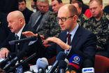 Яценюк посетил Донецк и пообещал референдум
