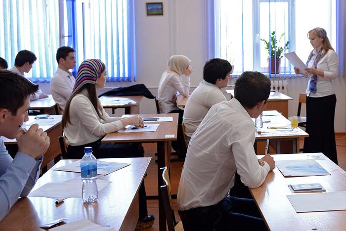 По поручению главы чеченской республики ра кадырова, с целью проверки успеваемости обучающихся