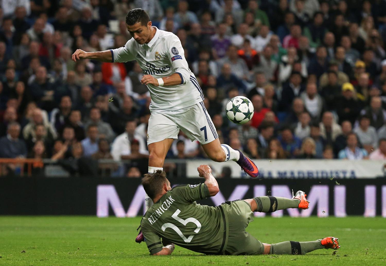 Бейл забил самый быстрый гол «Реала» вистории Лиги чемпионов