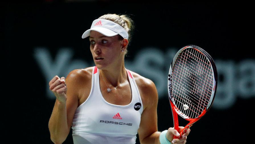 Немецкая теннисистка Кербер обыграла Серену Уильямс вфинале Уимблдона