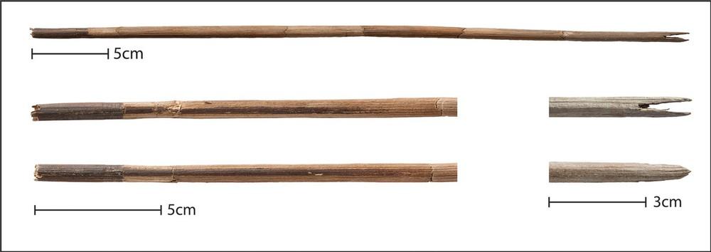 Как сделать древки для стрел