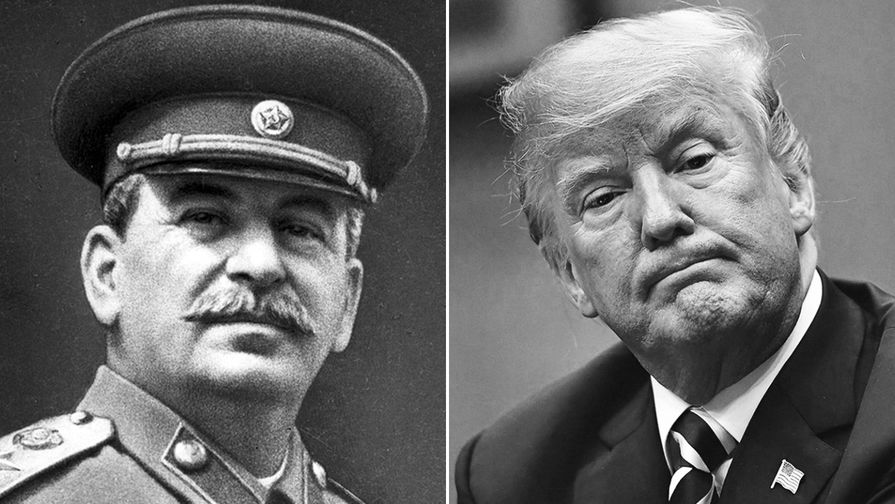 Кинорежиссер фильма «Смерть Сталина» желает снять фильм оТрампе