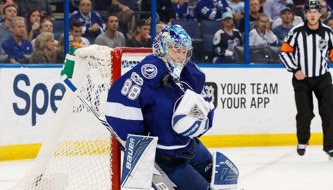 Гол Кучерова помог «Тампе» одолеть «Сент-Луис» вматче лидеров сезона НХЛ
