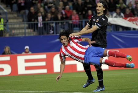 Спортинг и Атлетико выиграли первые полуфинальные матчи Лиги Европы