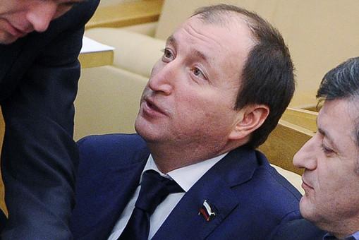 Депутат Госдумы Заур