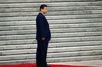 Новый лидер Китая Си Цзиньпин довел антикоррупционную кампанию в стране до правительства