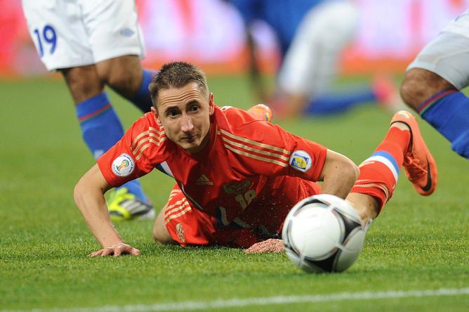 УЕФА сообщил Быстрову новейшую бронзовую медальЧЕ