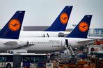 ������ Lufthansa ������� ��-�� ����������� ��������