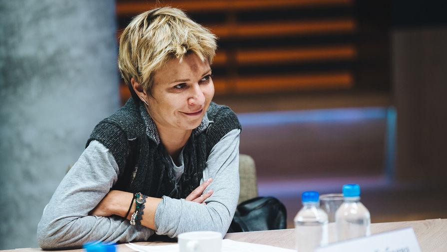 Главный редактор «Газеты.Ru» Светлана Бабаева