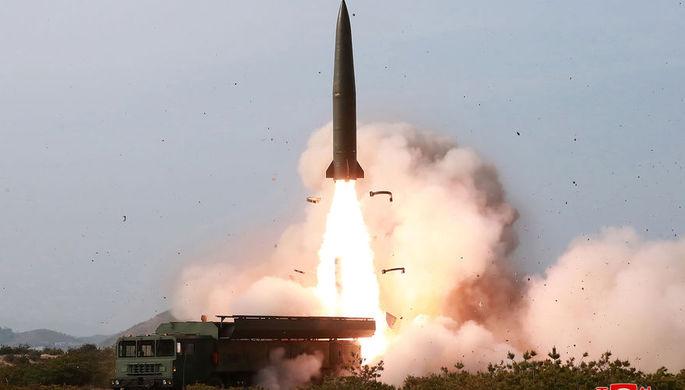 Специалисты  разглядели в новейшей  северокорейской ракете клон «Искандера»— Daily Mail