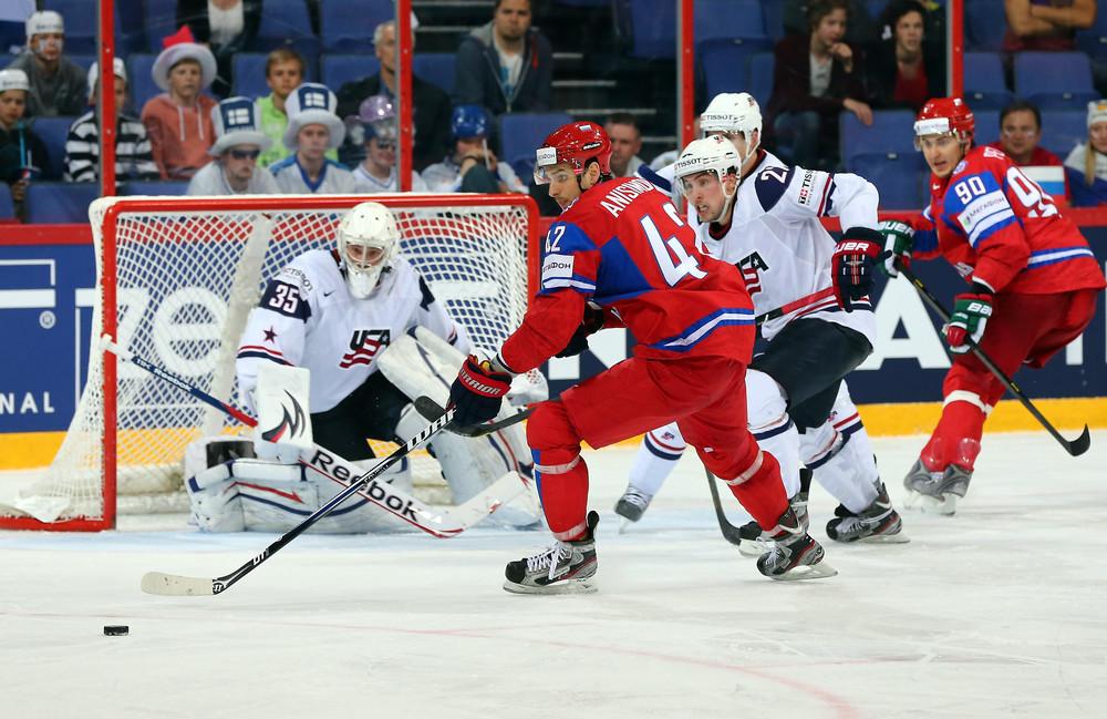 Хоккей gazeta.ru