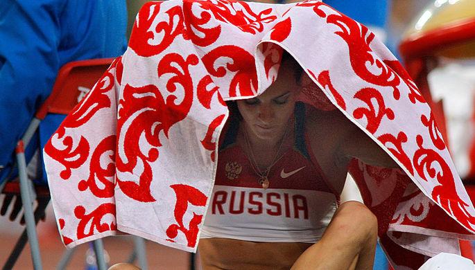 Исинбаева овердикте МОК: Без РФ - это хромая Олимпиада!