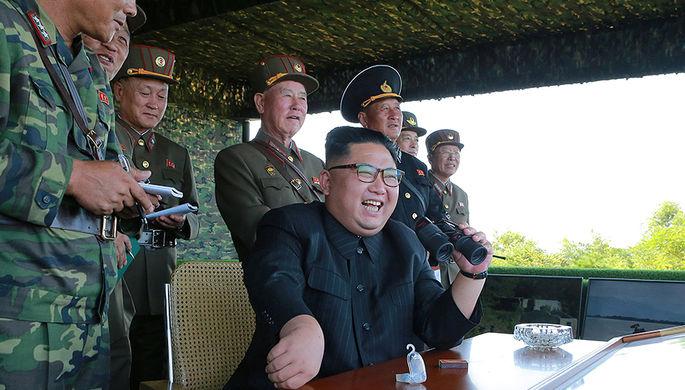 Обсудили запуск баллистической ракеты вКНДР Лавров иТиллерсон
