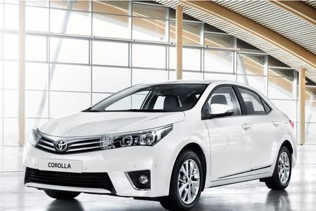Новая Toyota Corolla выйдет на российский рынок в 14 комплектациях.