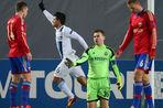 В третьем туре футбольной Лиги чемпионов ЦСКА дома с минимальным счетом проиграл «Манчестер Сити»