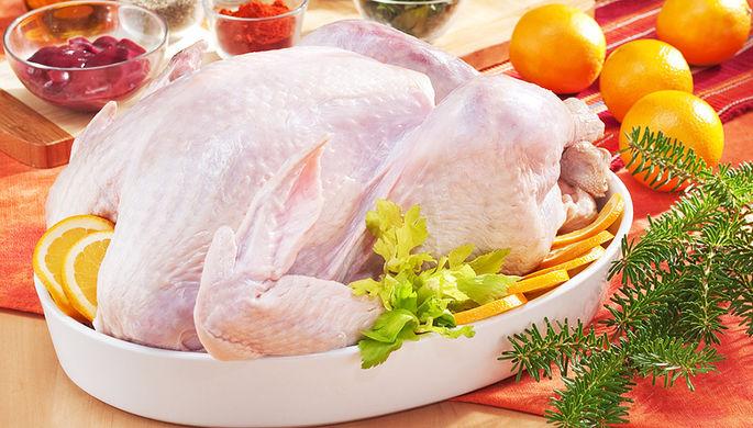 Эмираты запретили ввоз мяса птицы изряда русских  регионов